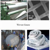 Platinum gauze for ammonia oxidation production of nitric acid