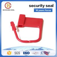 L104 one time used Plastic breakable security seal with series number