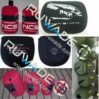 Neoprene fly spinning fishing reel case pouch cover