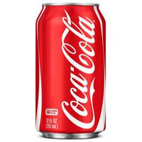 Coca Cola (Regular, Zero, Light & Life) 330ML