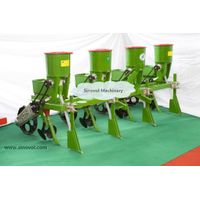 Corn planter,with 2-7 rows