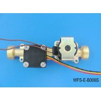 High temperature whole copper valve WFS-E-B006S (shell + diamagnetic cover)