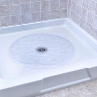 Round Shower Mat 23 inch