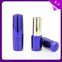 Shantou Kaifeng Hot Stamping Cosmetics Plastic Lipstick tube CS-2195