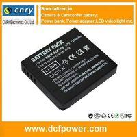 DMW-BCF10E CGA-S009 Battery for Panasonic VW-VBT190 VW-VBT380 battery pack