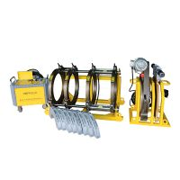 WP500A butt fusion welding machines plastic pipes welding equipment