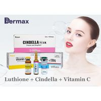 Cindella set Gluthione Whitening Injection