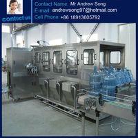 5 gallon bottle water production plant / 19L water bottling line thumbnail image