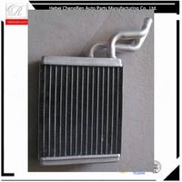 Aluminum auto evaporator for Great Wall H6