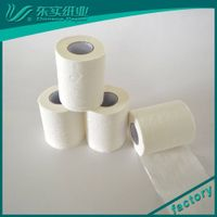 100% virgin bamboo pulp bathroom paper factory/ toilet paper roll tissue thumbnail image