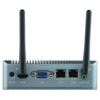 Intel Celeron J1900 Fanless Industrial PC Nano PC with Rich IO: Dual Nic HDMI VGA USB3.0 3G 4G Wifi