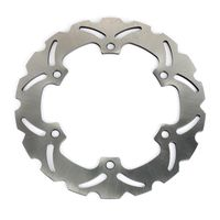 Wholesale CNC Stainless Steel Solid Motorcycle Brake Disc thumbnail image