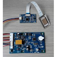 R303 fingerprint reader and K212 fingerprint control board