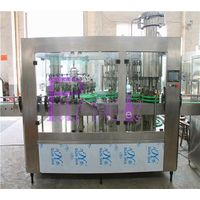 6000 bottles per hour beer bottling machine for brewery using pull ring cap thumbnail image