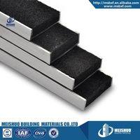Recessed carborundum anti slip metal stair nosing thumbnail image