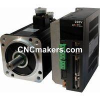 AC Servo Motor & Driver (Amplifier)