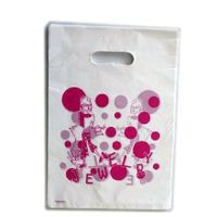 Die-cut Bag for cloth and shopping