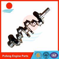 Hyundai auto Crankshaft D4CB OEM 23110-4A000 23110-4A010 for SANTA FE/Kia Sorento