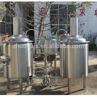 Restaurant equipment 200L microbrew system with CE certification thumbnail image