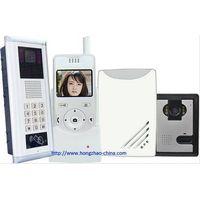 wireless video building intercom system thumbnail image