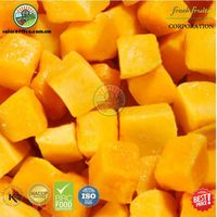 IQF Mango, Frozen Mango Cat Chu, Fresh Fruits Corporation Vietnam