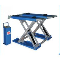 Tianyi used car lift for sale/mid rise scissor car lift/portable scissor car lift/car hoist