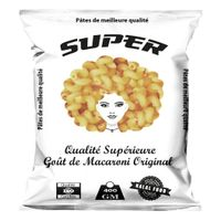 Shortcut Dry Pasta Macaroni - Super Brand 400 gm - ISO Certified - Best Quality - cheap price