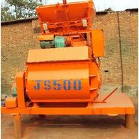 JS series Concrete Mixer used for mixing concrete