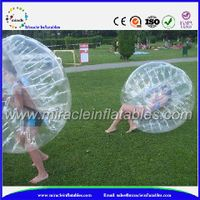 loopyball/bubble soccer,body bumping ball for outdoor game BB-M7002