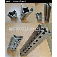 steel nine fold profile for electrical enclosure frame