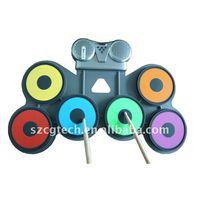 silicone drum thumbnail image