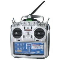 Futaba 12ZHP 12-Channel 2.4GHz FASST Helicopter Radio NIB