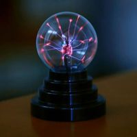 Christmas Or Party Decoration Amazing 3 Inch Plasma Ball Lamp Pass CE RoHs thumbnail image