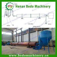 high efficiency wood sawdust dryer machine for sale