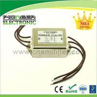 PE3000-5-03 5A 250V/440V three phase three line antenna filter emi noise filter