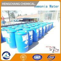 Ammonium Hydroxide / Aqueous Ammonia 25% China Factory