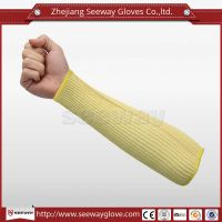 SeeWay SA01-30 Factory sale military use long arm protection aramid industrial safety working sleeve