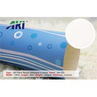 AKI 020 Plane Texture Non-Woven Printing Adhesive Mural Indoor Decorative Material