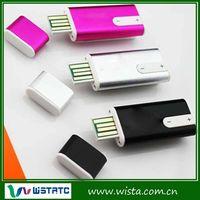 Smallest mp3 playing mini voice recorder, USB flash drive voice recorder thumbnail image