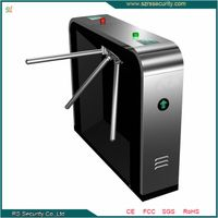 Made in China Entrance Access Control Automatic Tripod Turnstile thumbnail image