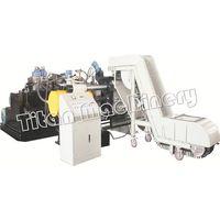 Y83W series hydraulic briquetting press
