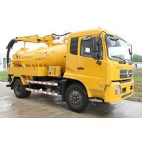 WX5120GXW vacuum sewage truck