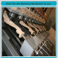4 axis wood working machine for cylinder wood engraving