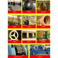 Wind Tower Pipe and Vessel Fabrication Production Line