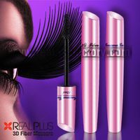 2016 new 100% positive feedback no blooming black real 3d fiber lash mascara