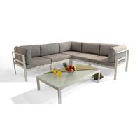 Outdoor & Indoor Aluminum Sofa set for Hotel, Garden and Beach. thumbnail image