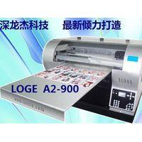 CD flatbed printer