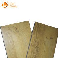 Cheap Factory Price commercial non-slip LVT flooring PVC click lock vinyl floor wood look new origin thumbnail image