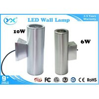 Newest unique design  10w / 6w  led wall lamp / light IP65 waterproof