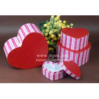 appealing nested heart gift boxes
